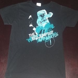 Hot Topic Vintage distressed band tee